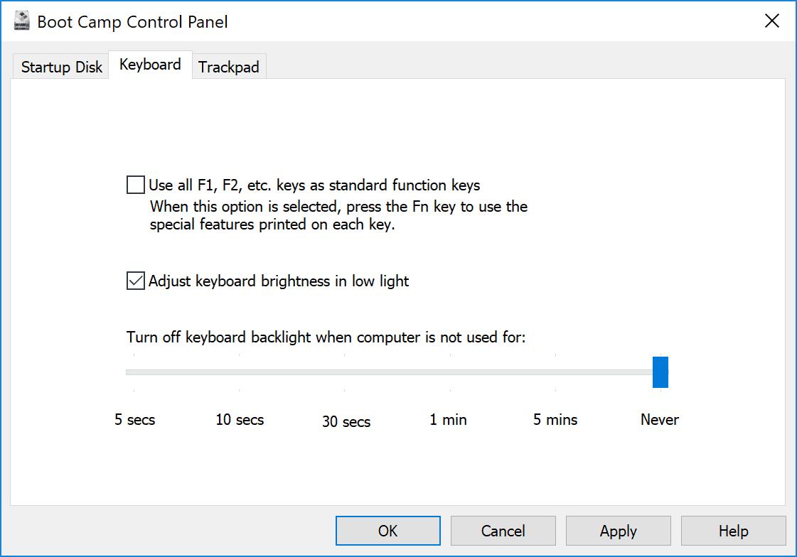 "keyboard ""width ="" 1121 ""height ="" 784 ""class ="" aligncenter size-full wp-image-2950 ""srcset ="" https://mac-optimization.bestreviews.net/wp-content/uploads/sites/35/ boot-camp-control-panel-keyboard.png 1121w, https://mac-optimization.bestreviews.net/wp-content/uploads/sites/35/boot-camp-control-panel-keyboard-300x210.png 300w, https://mac-optimization.bestreviews.net/wp-content/uploads/sites/35/boot-camp-control-panel-keyboard-715x500.png 715w ""tailles ="" (largeur min .: 769px) 1060w, ( max-width: 768px) et (min-width: 431px) 720w, 400w ""/></p> </div> <div class="