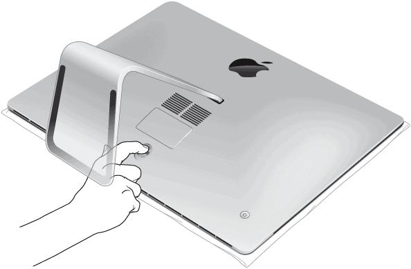 iMac (2013) Back