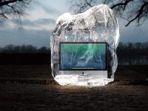 iMac freeze