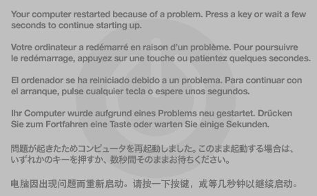 How to Fix Kernel Panic on macOS - Mac Optimization Software Reviews