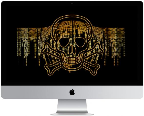 Mac virus malware