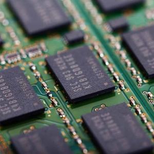 RAM memory in a Mac computer