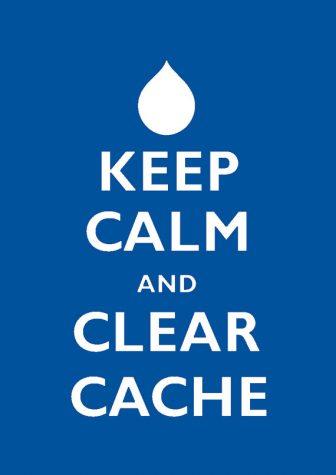 Glossary Cache