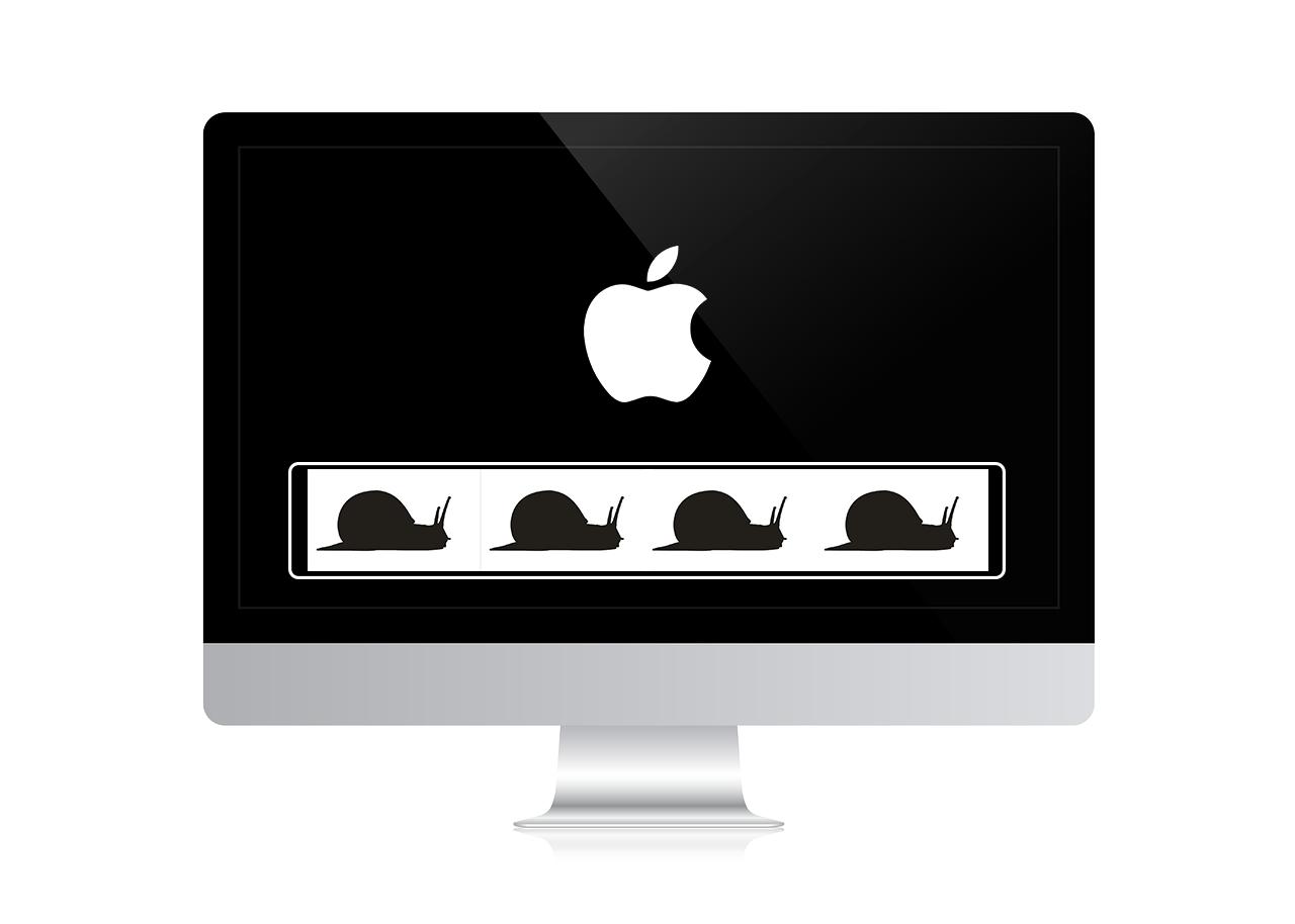 Mac boot time
