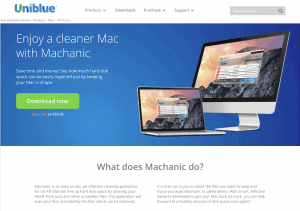 Machanic Website