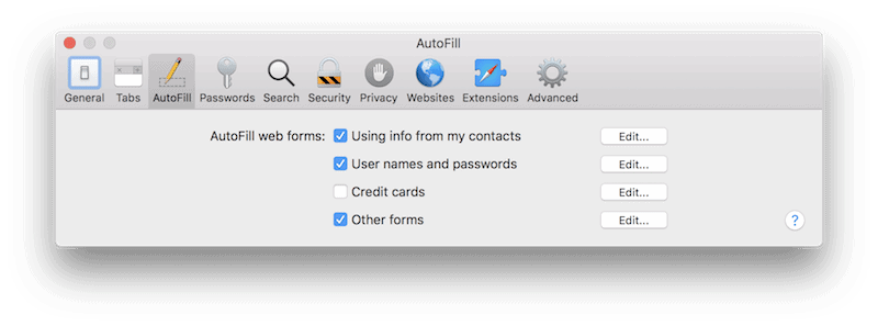 how to disable keychain access