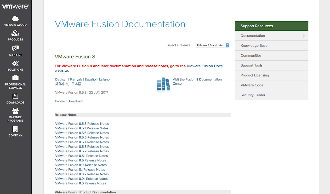 VMware Fusion Reviews 2019 for Windows on Mac Virtualization